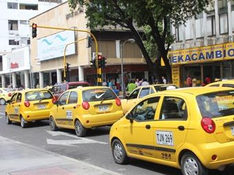 taxis en cúcuta - Carlos eduardo Gutierrez Villegas